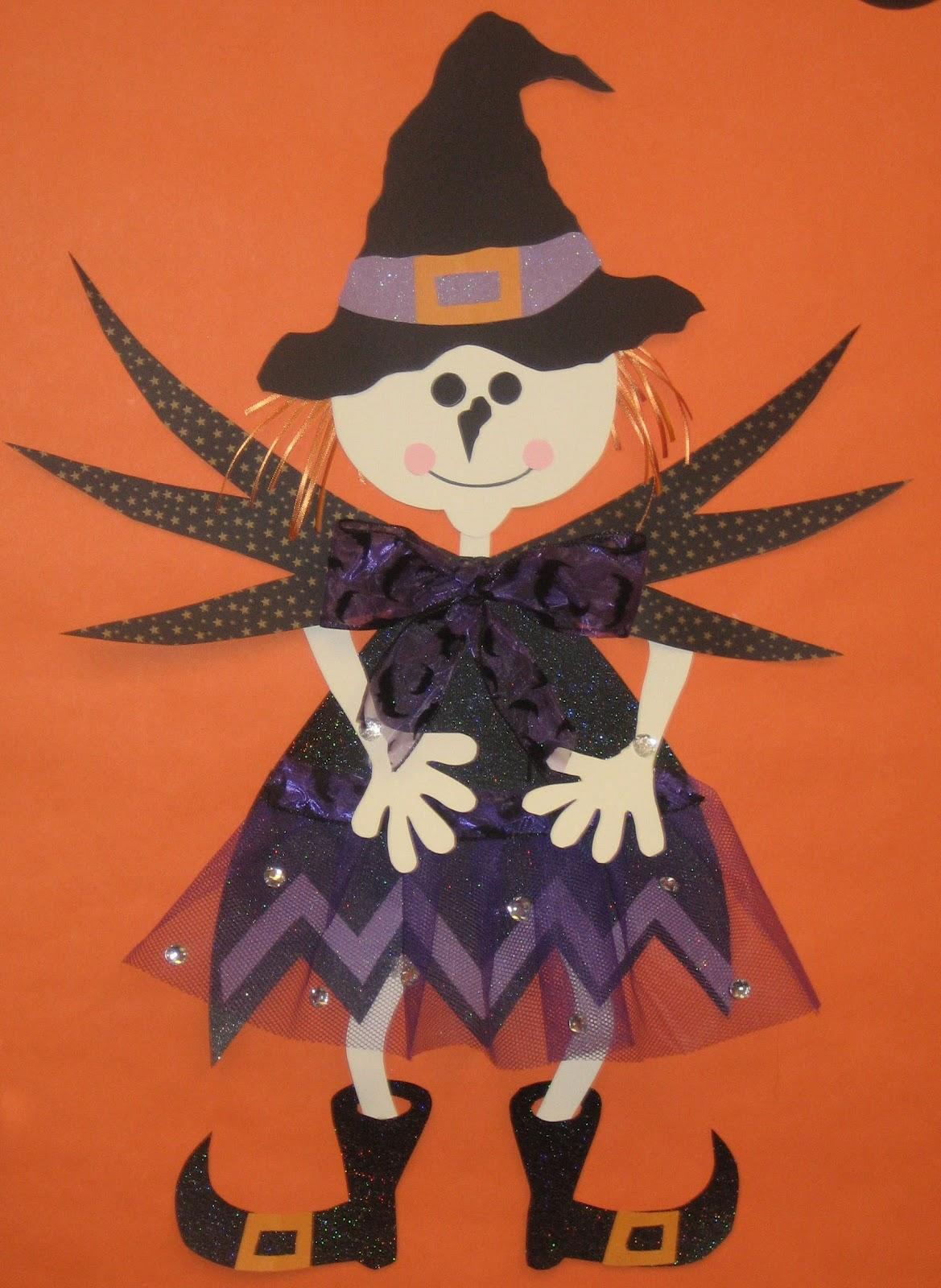 halloween witch door decorating ideas diy halloween little witch door decor and freebie granny goes to school