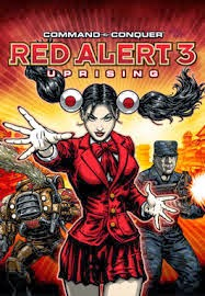Command & Conquer Red Alert 3- Uprising