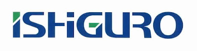 Logo Teks PT. Ishiguro