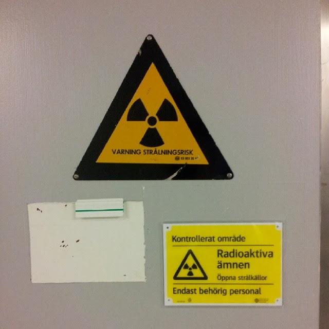radioaktivt jod sköldkörtel