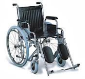 Elevating wheelchair 骨科轮椅 & 脚傷轮椅 Kerusi roda orthopedic
