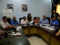 Alcaldes firman convenio con Instituto de Conservacion forestal en Olanchito