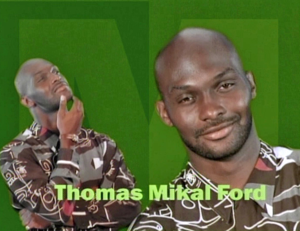 Thomas Mikal Ford And Wife