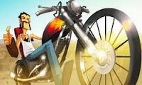 لعبة دراجات خداع المتسابق