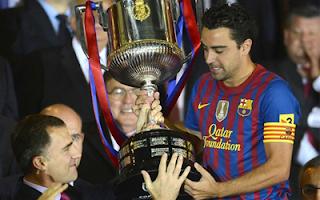 أهداف مباراة برشلونه واتلتيكو بلباو 3-0 في نهائي كأس الملك 25-5-2012