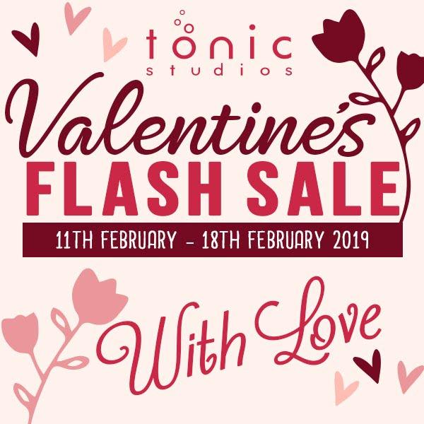 Tonic Studio Valentines sale