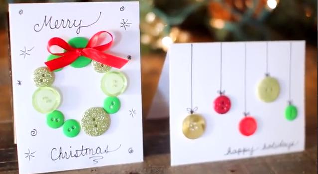 Missglamorazzi, DIY Christmas cards
