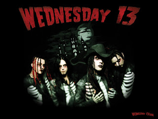Discografia Completa - Wednesday 13
