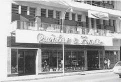 QUINTAS & IRMÃO - ANO 1960.