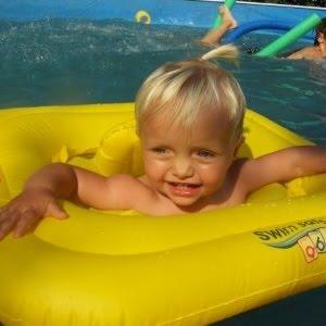 Zwembad voor de kids