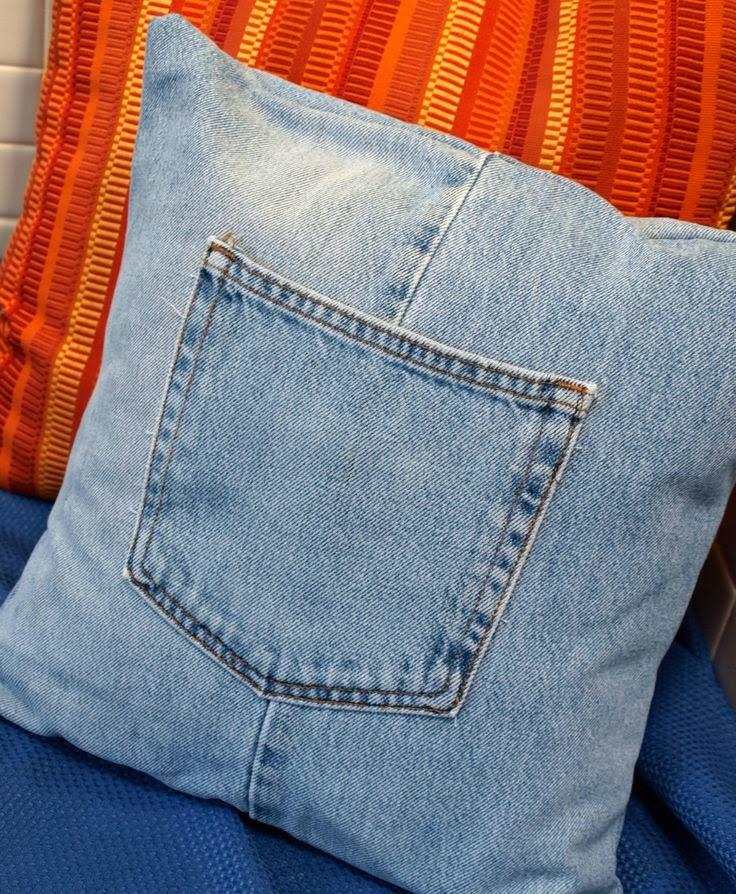 Шьём джинсы своими руками 34