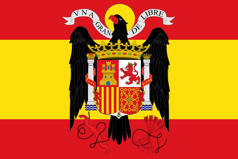 Águila o pollo? BANDERA+DE+ESPA%C3%91A