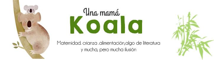 Una mamá Koala