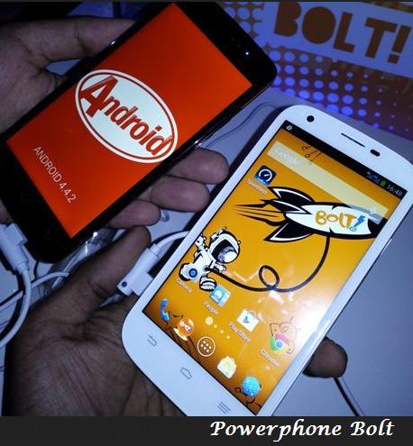Powerphone Bolt
