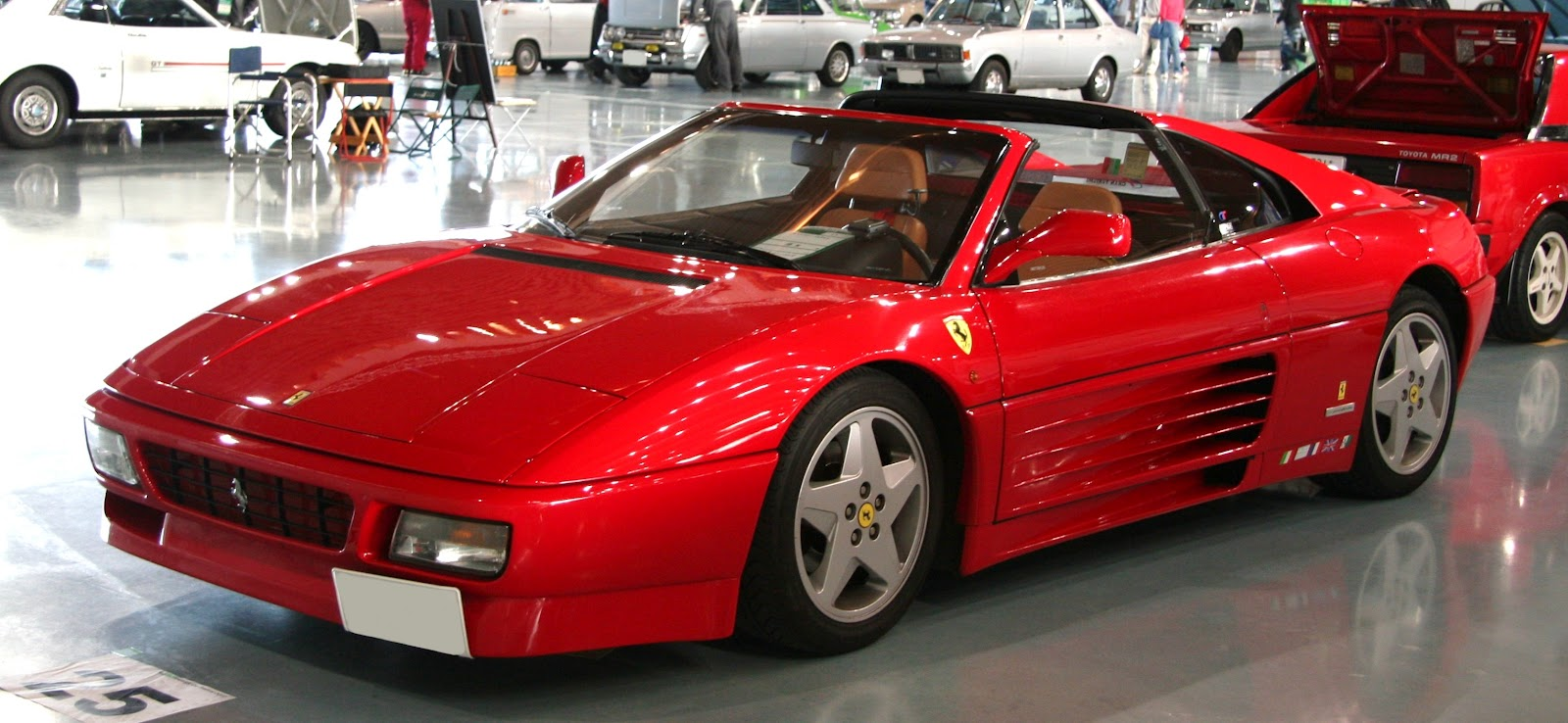 ferrari 348 ts hd wallpapers. Black Bedroom Furniture Sets. Home Design Ideas