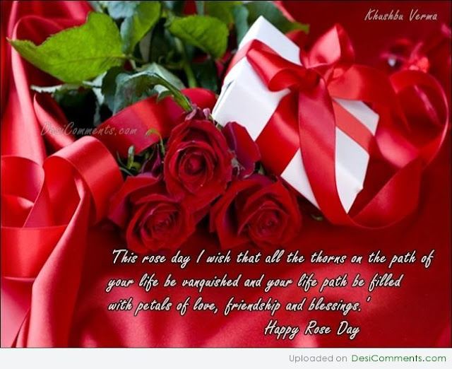happy Rose day quotes for boyfriend