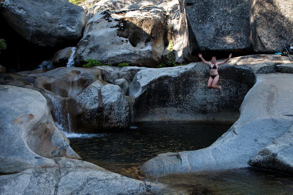 Swimming Holes Of California July 2012