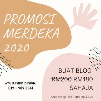 PROMOSI MERDEKA 2020