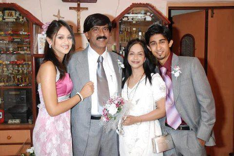 - television-actress-krystle-dsouza-father-merwyn-dsouza-mother-sylvia-dsouza-elder-brother-keith-dsouza-family-photos