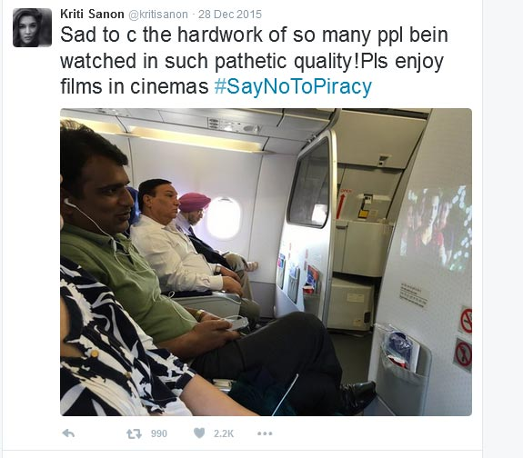 See Why This Actress Was Pissed Off By A Fellow Passenger Watching Her Movie On A Plane (Photos)