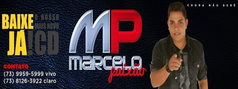 MARCELO PAIXÃO CD 2015