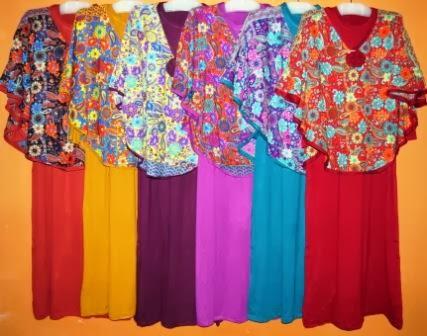 Gamis india tanah abang gkm4581 grosir baju muslim murah Baju gamis couple tanah abang