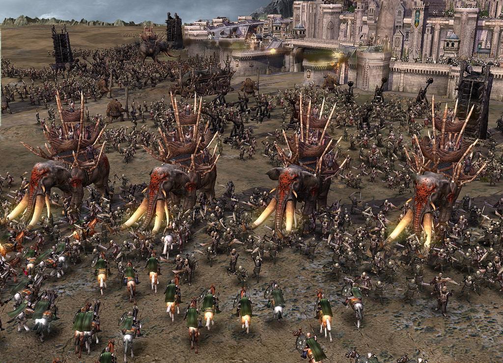 lord of th rings tierra media 2: