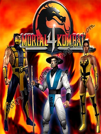 Free Download Games - Mortal Kombat 4