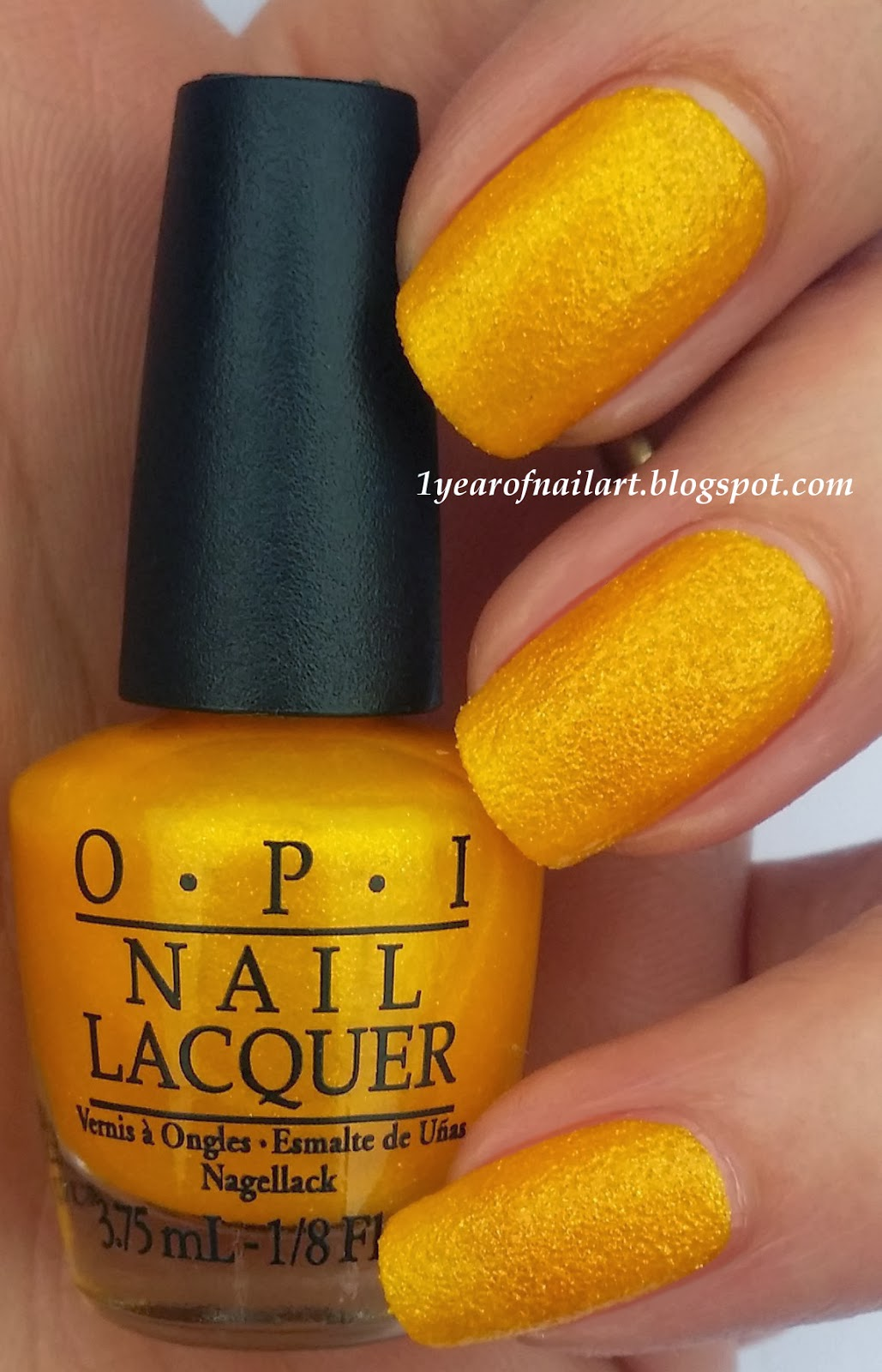 365+ days of nail art: Swatches, review and nail art OPI Brazil ...