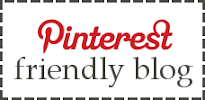 This blog is Formatted to be Pinterest friendly