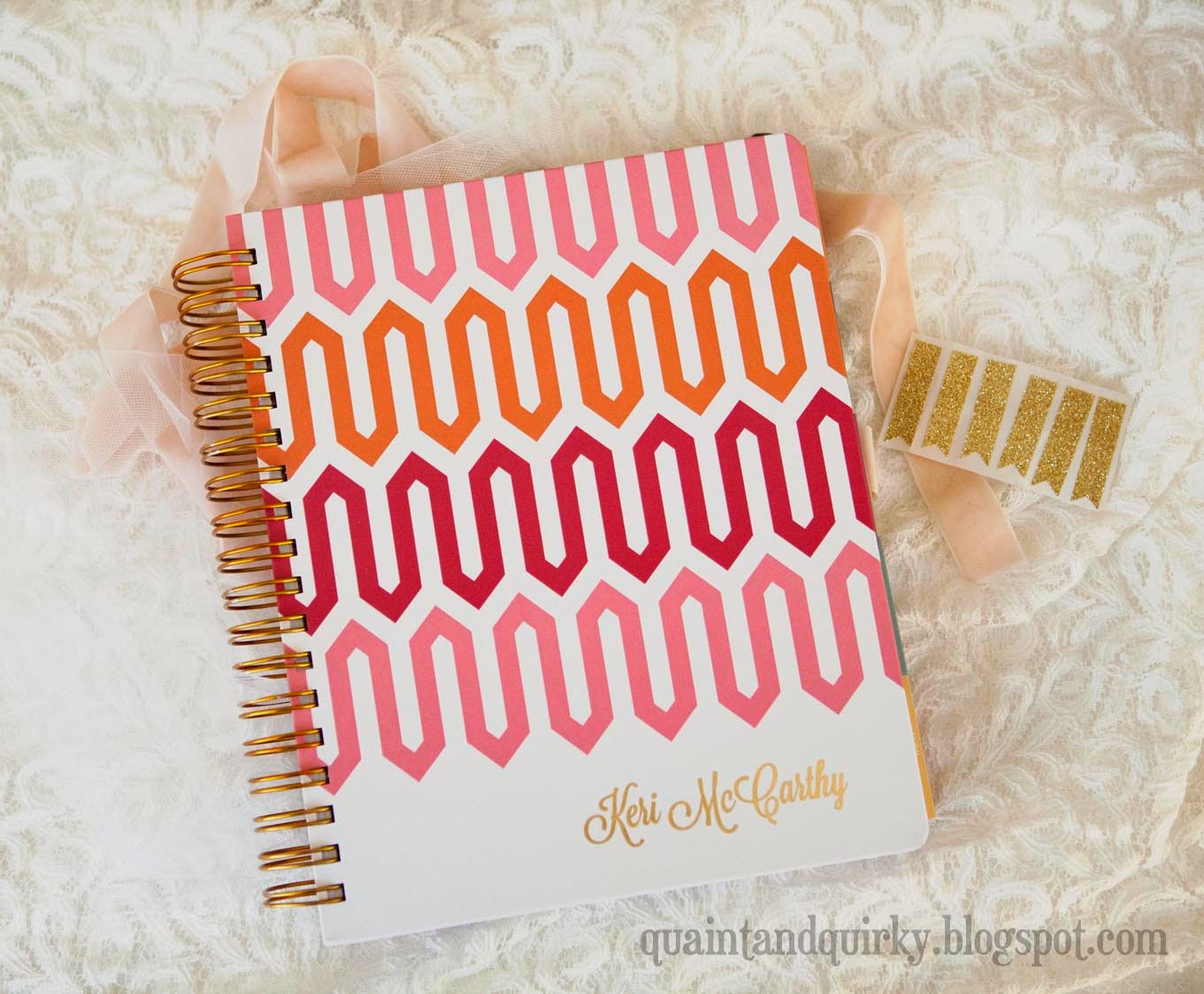 Quaint And Quirky Inkwell Press Planner Review And Coupon Code