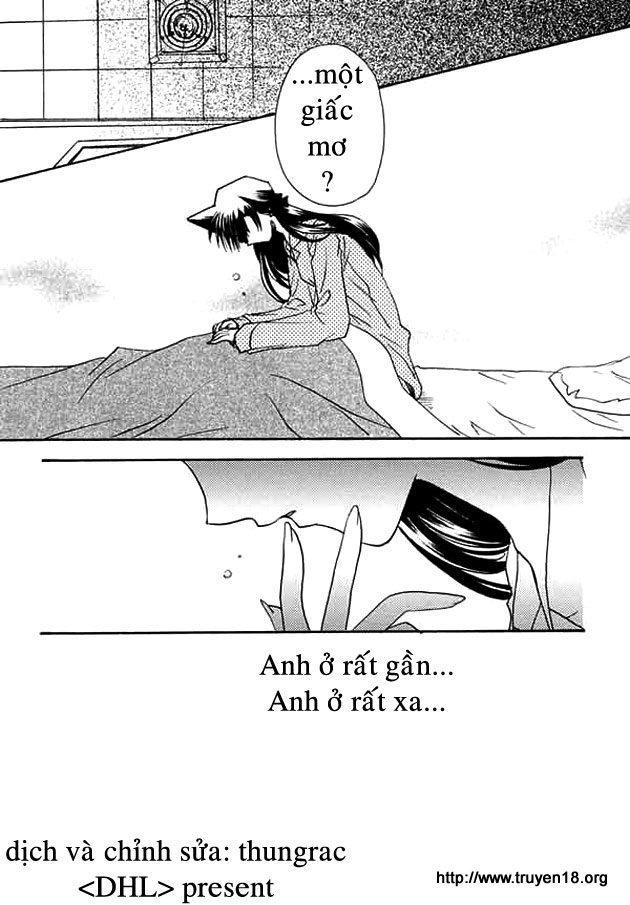 kiss15 Hôn môi xa   Conan