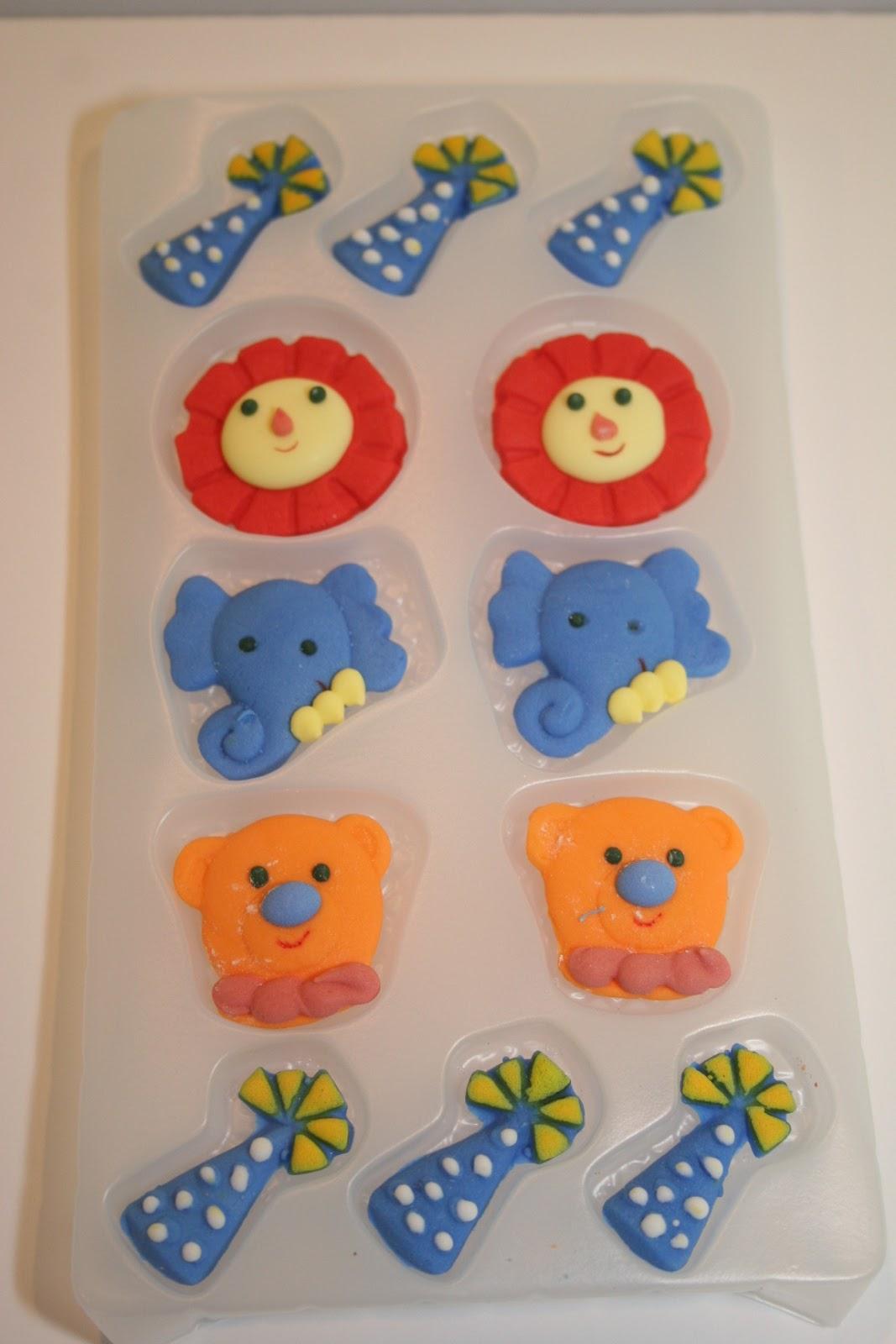 Icakepops Circus Animal Cake Pops