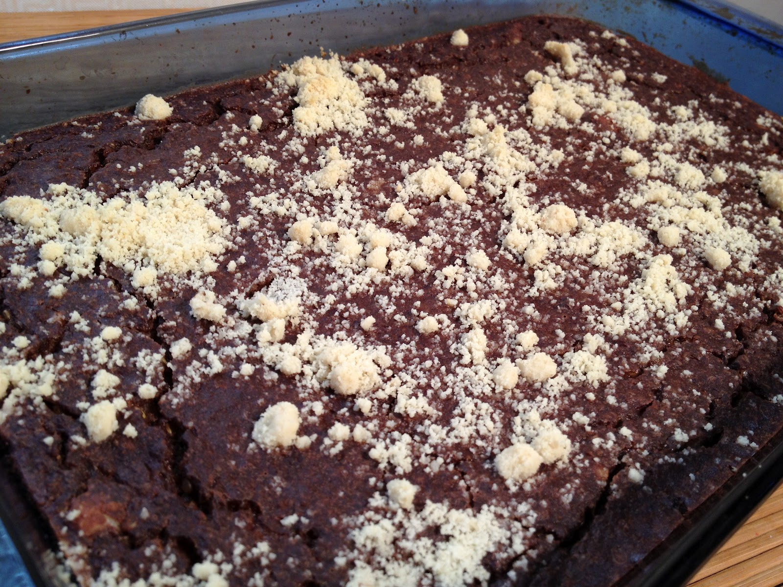 ... day 140: Cocoa-almond baked breakfast quinoa | eating from scratch