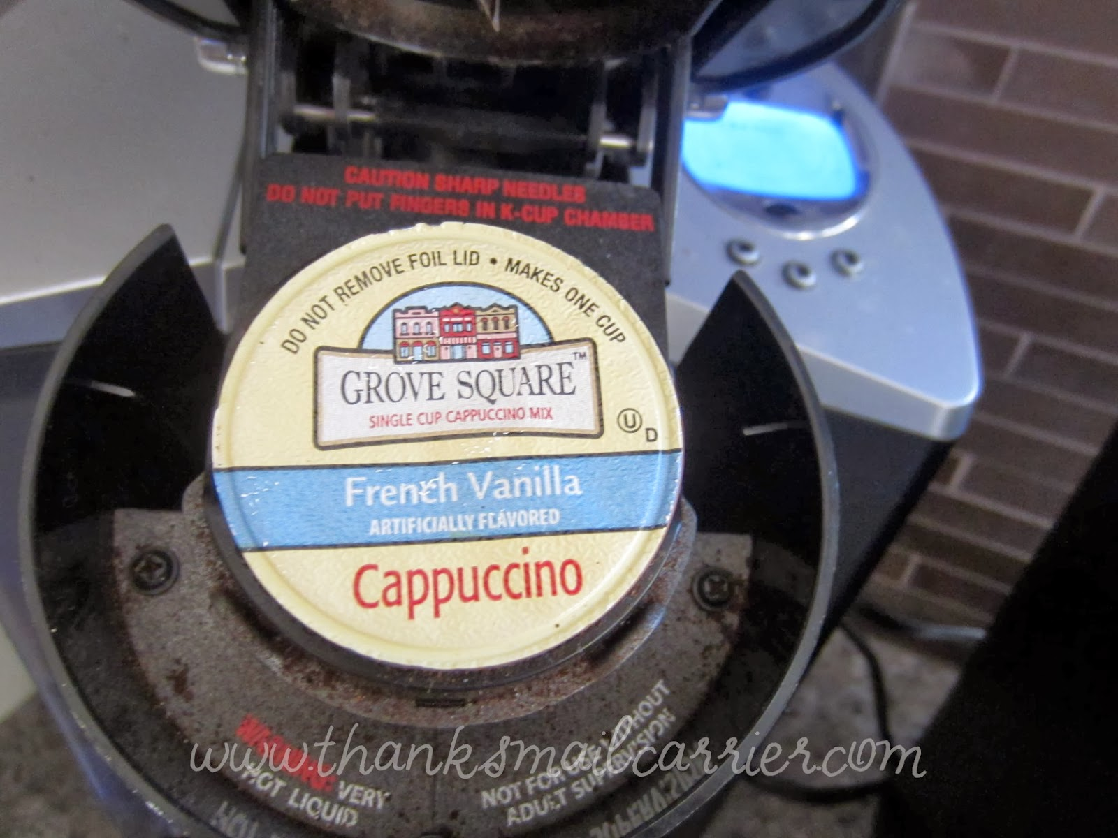 cappuccino k-cups