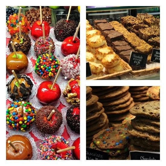 Dónde comer en Boston: Quincy Market Dessert