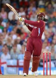 Chris Gayle Double century in world cup 2015