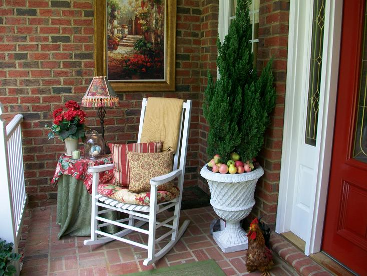 Down home Southern comfort style home tour - Debbiedoos