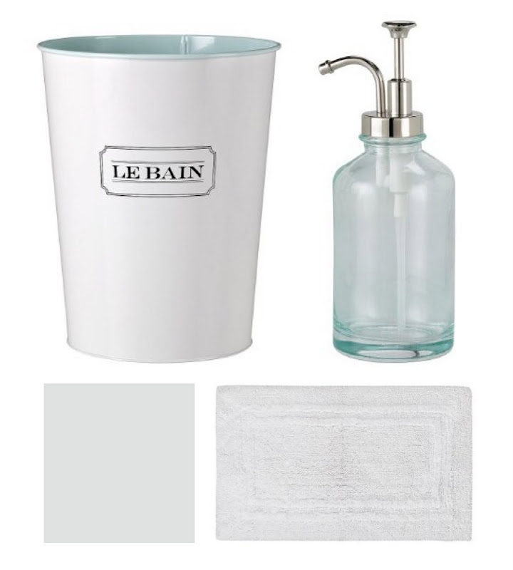 bathroom accessories coordinately yours by julie blanner bathroom  title=