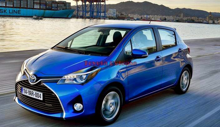 2015 Toyota Yaris Price and Release Date