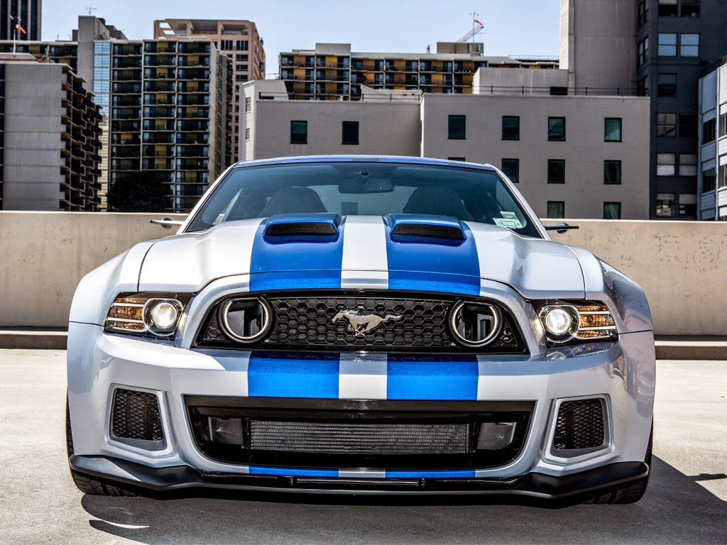 "Mustang is the Perfect Fit for ""Need for Speed"""