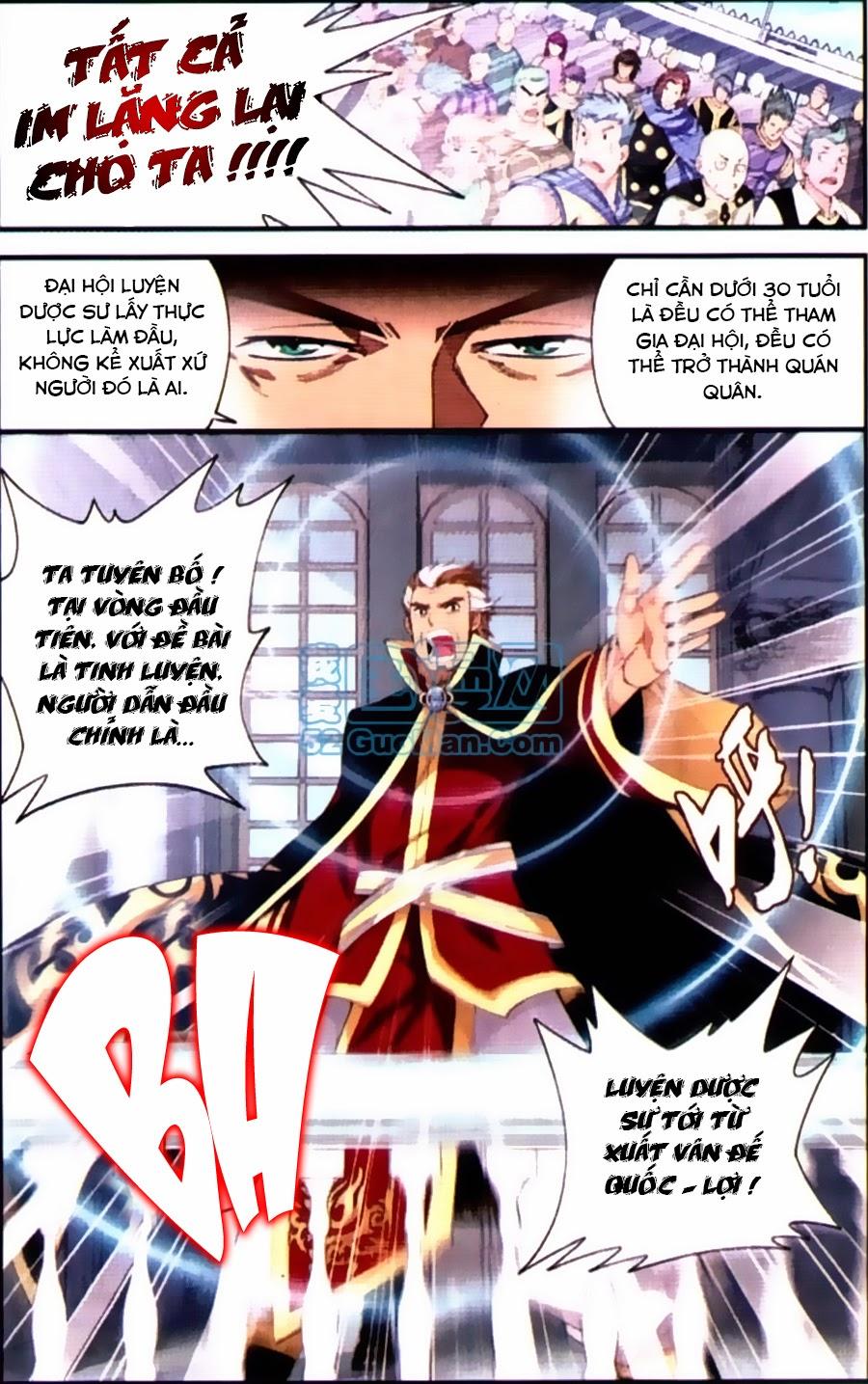 Đấu Phá Thương Khung chap 68 page 8 - IZTruyenTranh.com