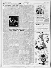 LA STAMPA 10 FEBBRAIO 1951