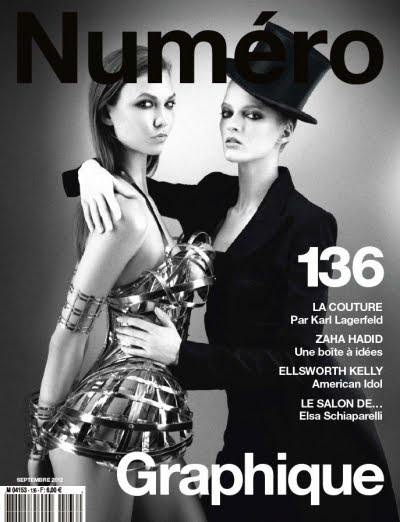 numero september 2012 cover