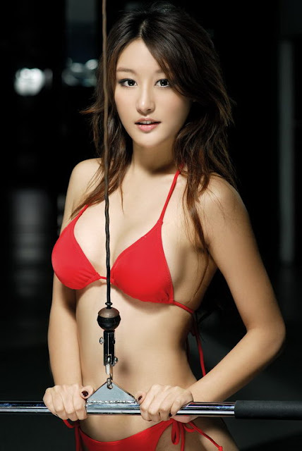 Liu Yu Qi - Chinese Model Photo Gallery