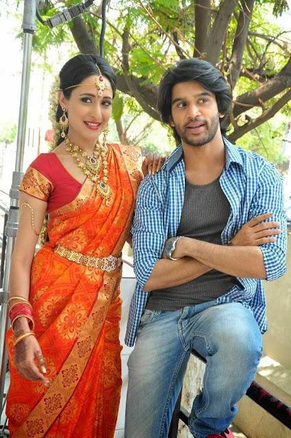 Pragya Jaiswal Mirchi Lanti Kurradu Movie Latest Stills