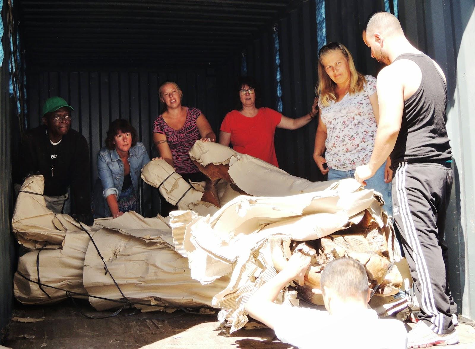 petrified wood, teak root furniture