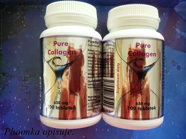 Pure Collagen - moje 3 grosze.