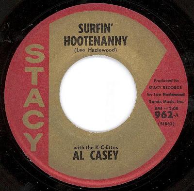 Al Casey - Surfin Hootenanny - Easy Pickin