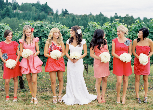 Coral Colored Dresses For Wedding 45 Simple Photo by Jill Thomas